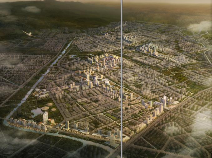 [浙江]多维灵动创意体验空间城市景观规划设计方案_8