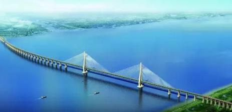 沪通长江大桥BIM应用