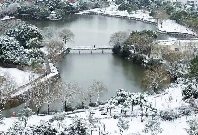 雪景大合集,看看你最喜欢哪里?_10