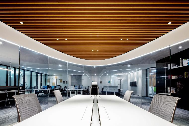 武汉Pinwell创意办公展厅-19