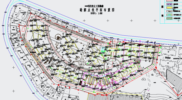 [攀枝花]超高层商业住宅楼项目岩土工程勘察报告
