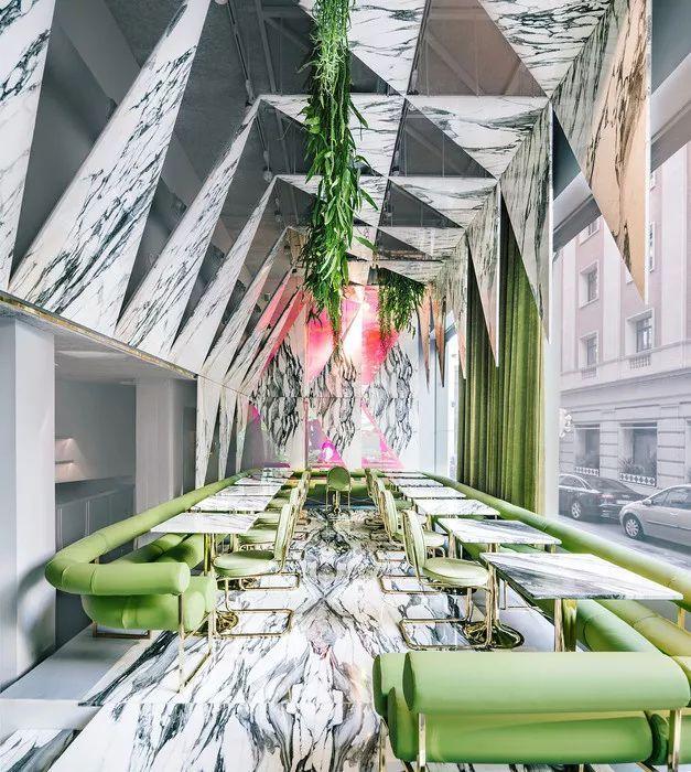 别找了,2018年最好看的餐饮空间设计都在这里了_71