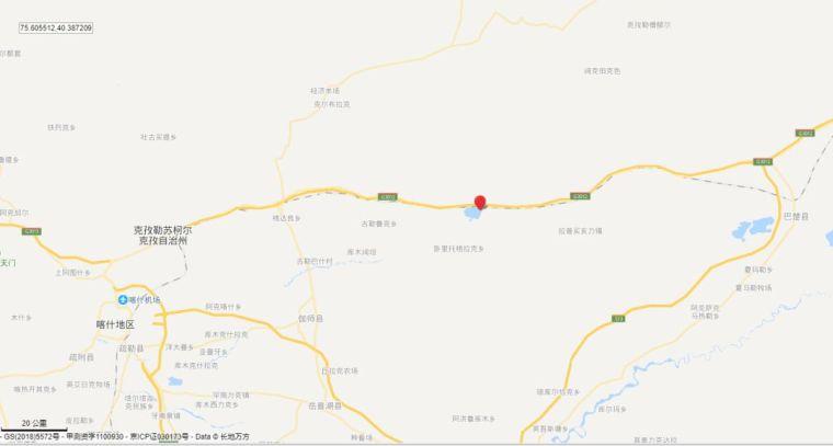 20190107新疆伽师4.8级地震破坏力分析