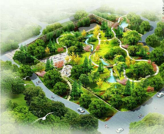 房地产园林规划设计及建筑风格鉴赏(附图丰富)