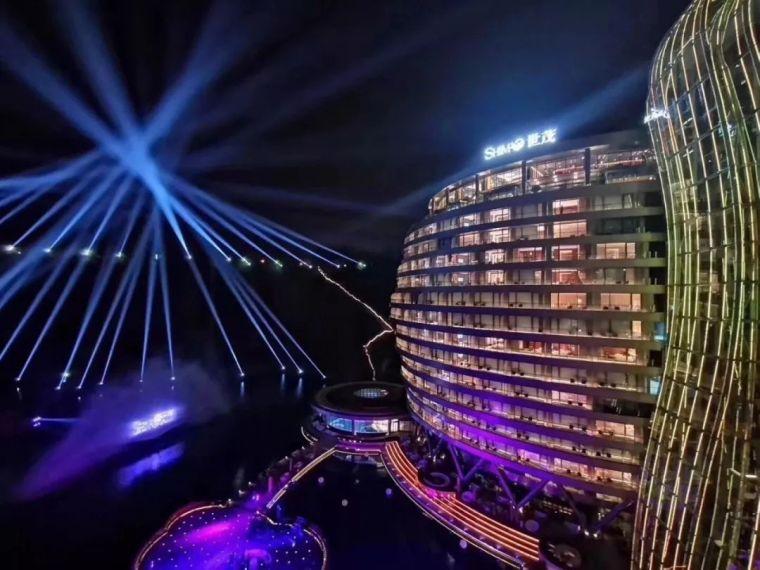 投入20亿的工程奇迹深坑酒店终于开业了,内部设计大曝光!_13