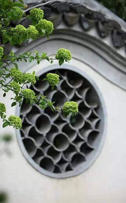 花窗之美,穿越千年而来_9