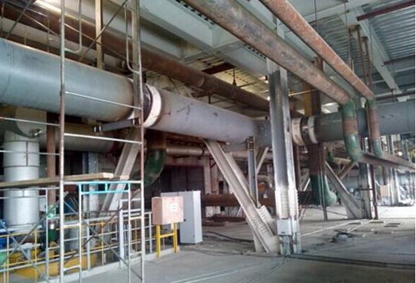 低压蒸汽管道安装施工方案