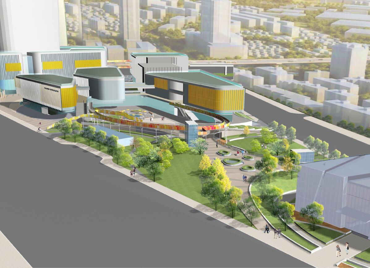 内容简介:济南绿地普利中心项目位于山东省济南市中区普利街,共青团图片