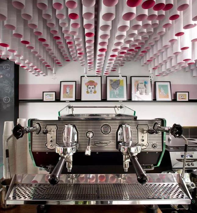 别找了,2018年最好看的餐饮空间设计都在这里了_33