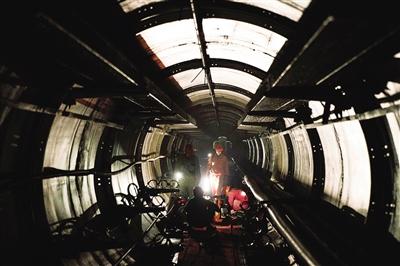 温州市首条采用智能巡检机器人系统建设电力隧道工程完成