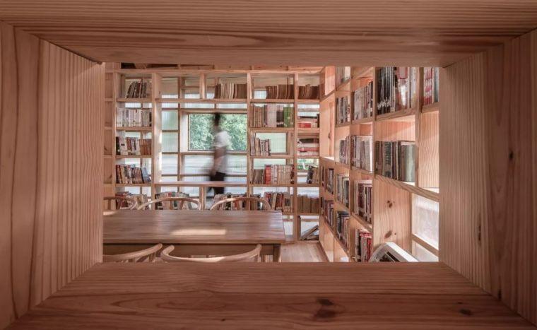 """他们在大山深处建造了一个""""悬浮""""书屋,凝聚起逐渐消逝的乡情_33"""