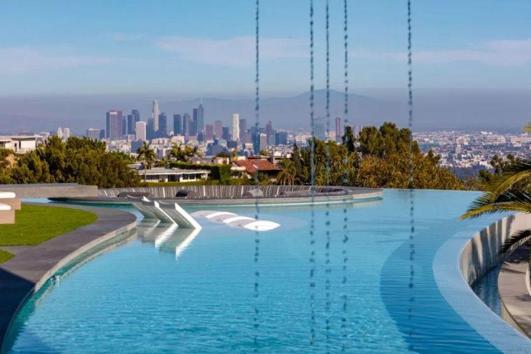 3.98亿的超级山顶豪宅,无比奢侈的观景台_15
