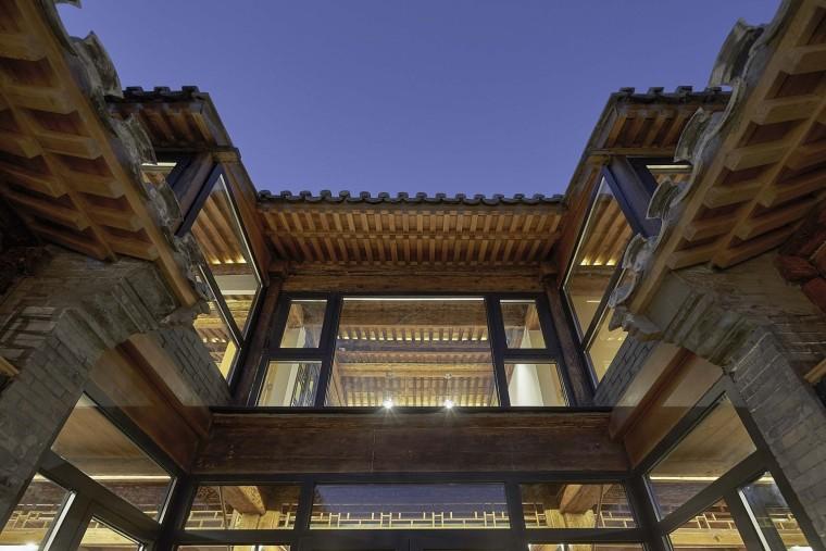 北京前门长巷三条合院改造-12