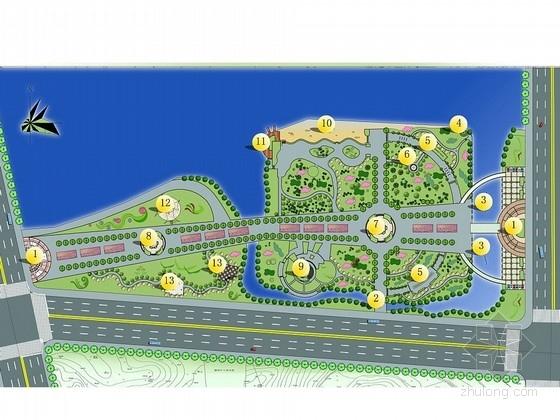 城市公园景观规划设计方案
