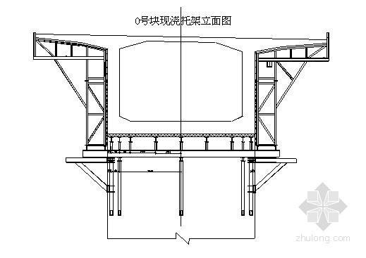 大桥工程挂篮施工方案