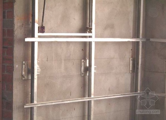 墙面干挂石材施工工艺标准详解(多图)