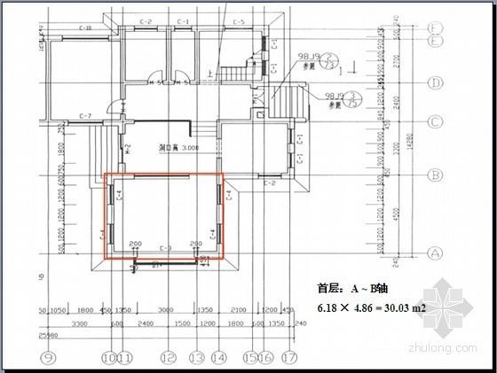 [预算入门]建筑面积计算规范及示例讲解(图文36页)