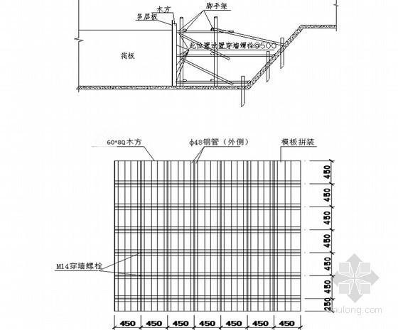 [安徽]住宅楼工程模板专项施工方案(150页 详细计算书)