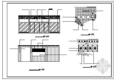 情报楼装修方案图-2