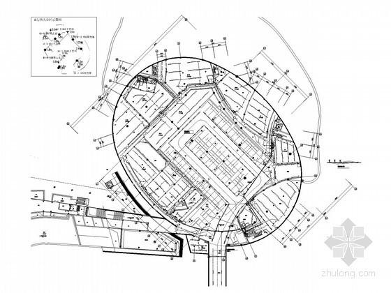 [江苏]2.7万平博物馆学术交流中心全套电气施工图纸137张(含审图意见)