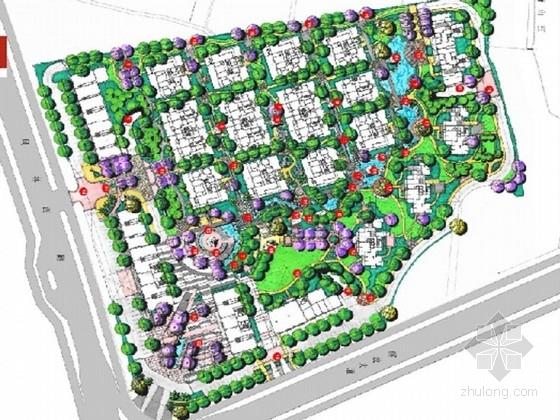 [浙江]住宅新区滨水景观初步设计方案