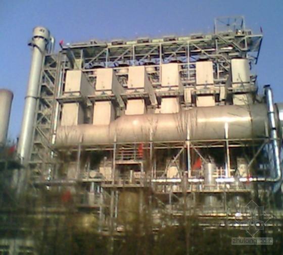 [QC成果]确保太钢450m2脱硫脱硝工程吸附塔移动单元安装质量