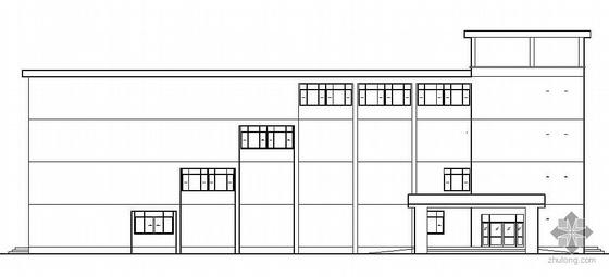 [土木毕业设计]某五层教学楼建筑和结构设计方案(含计算表格计算书)