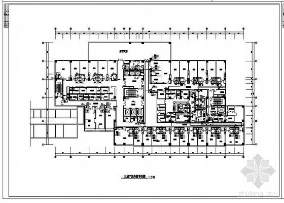 某医院产房空调图纸
