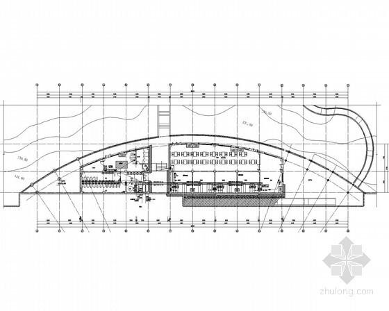 [河南]大型知名景区综合建筑电气全套施工图