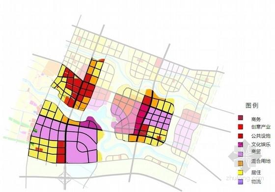 城市综合体平面图