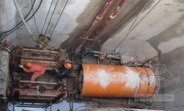 [深圳]市政钢筋混凝土污水管顶管施工方案