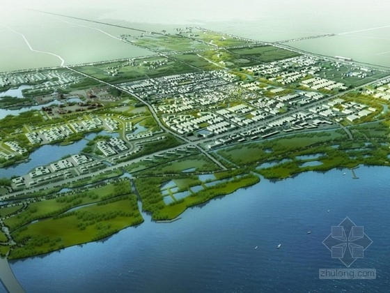 [江苏]城市规划及单体设计方案文本(国外知名事务所设计)