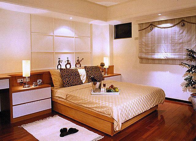 92平方米新古典二房二厅客厅装修效果图_5
