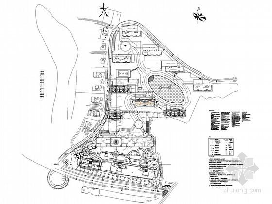 [安徽]公馆室外排水图纸(含雨水污水水力计算书)