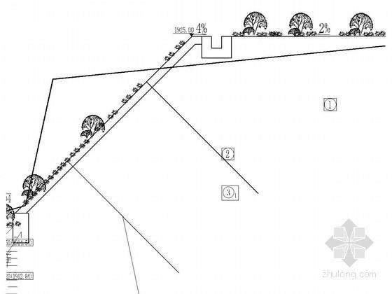 [云南]12米高边坡框格梁锚杆支护设计方案(计算书图纸齐全)