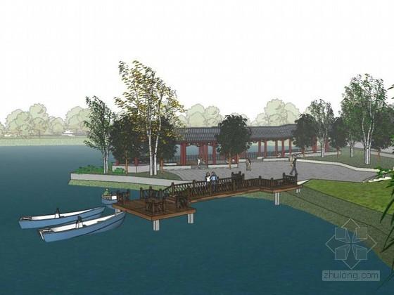 临水庄园规划设计效果图