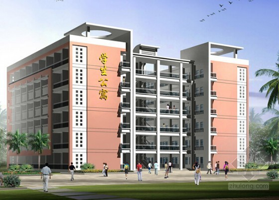 [四川]学生公寓楼建筑安装工程造价指标分析