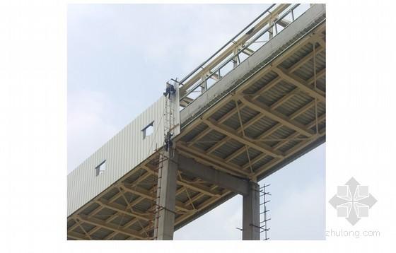 [广东]干煤棚YX51-380-760型金属屋面板施工方案