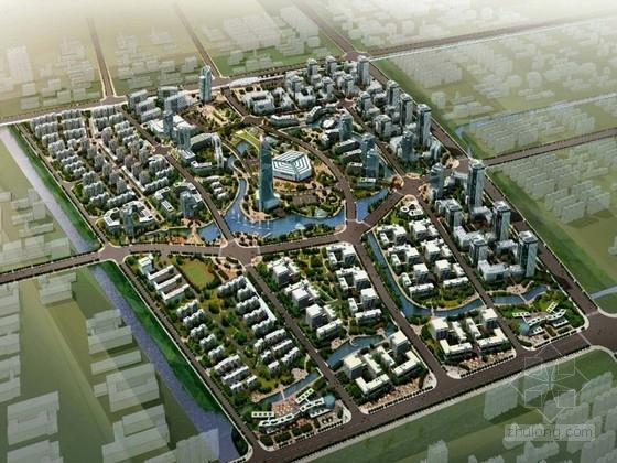 [江苏]城市综合体规划及单体设计方案文本