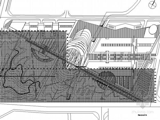 [成都]现代都市广场园建施工图