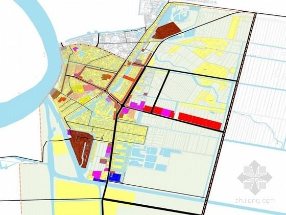 [江苏]县城总体规划方案文本