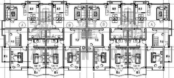 某住宅楼建筑设计方案图-3