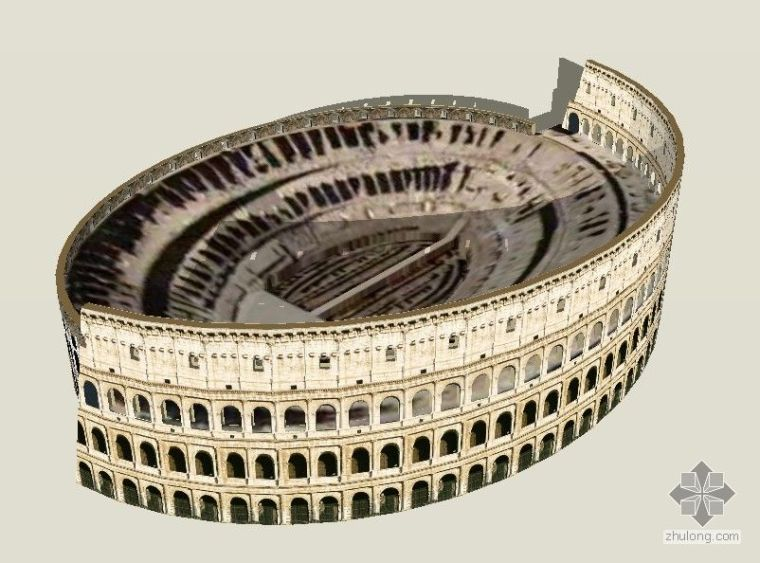 古罗马大剧院