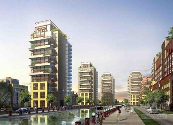[河南]住宅公寓工程监理实施细则(共18栋公寓)