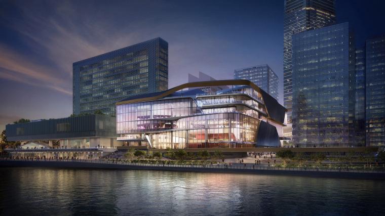 香港世界级舞蹈及戏剧艺术剧场-2