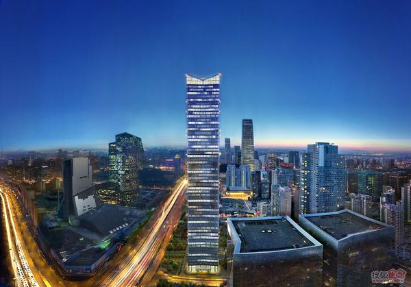 北京网络数据中心项目[电气系统图]