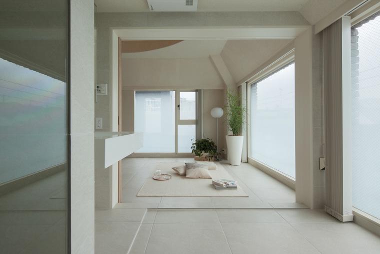 日本402涩谷公寓-8