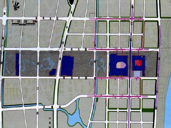 地下空间规划设计第六章城市地下商业街规划设计