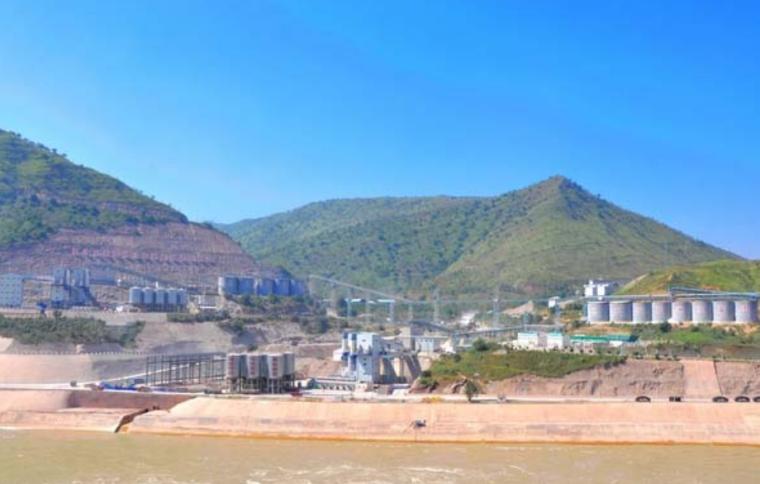 高温环境下大型水电站混凝土生产系统关键技术