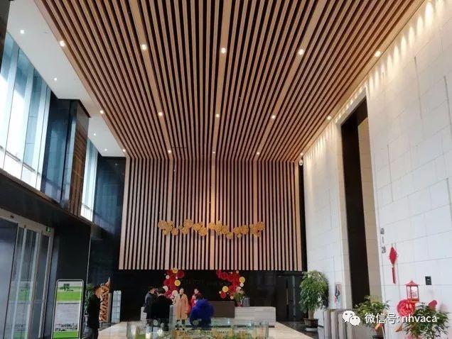 办公建筑电梯厅空调系统改造方案